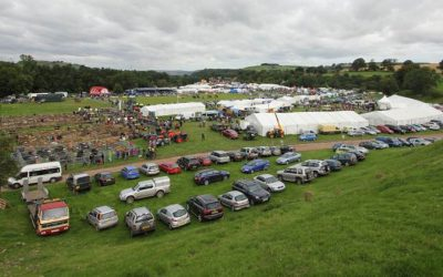The Glendale Show at Wooler