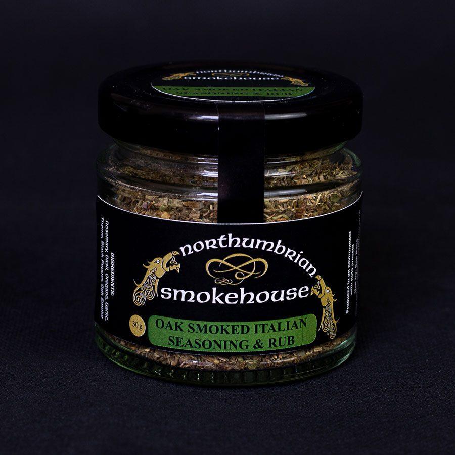 Smoked Italian Seasoning and Rub