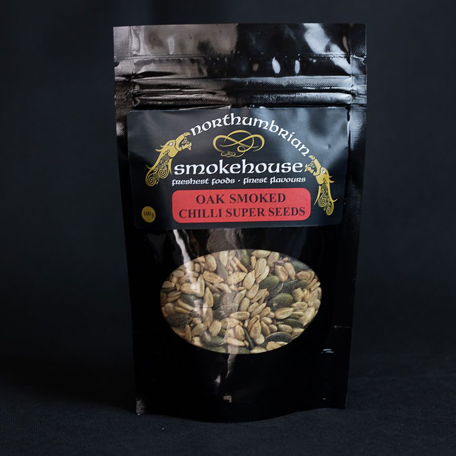 Oak Smoked Chilli Super Seeds