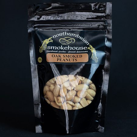 Oak Smoked Peanuts