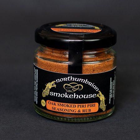 Northumbrian Smokehouse Piri Piri seasoning and rub