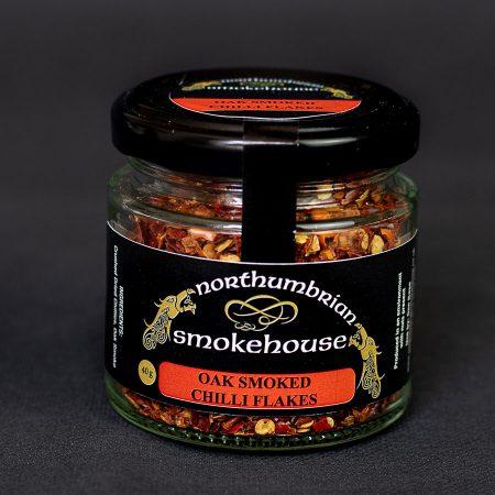 Oak Smoked Chilli Flakes