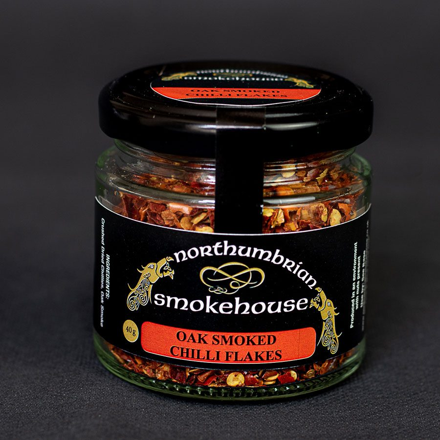 Oak Smoked Chilli Flakes