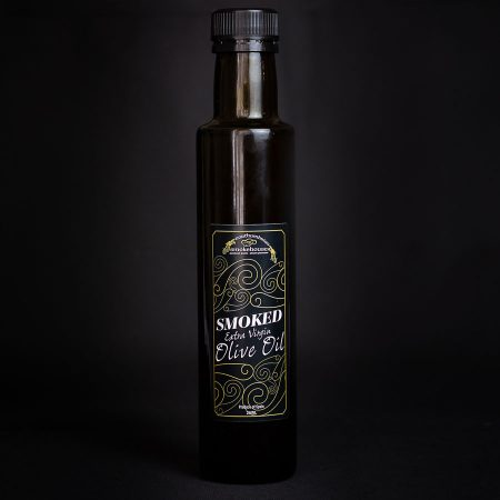 Smoked Extra Virgin Olive Oil