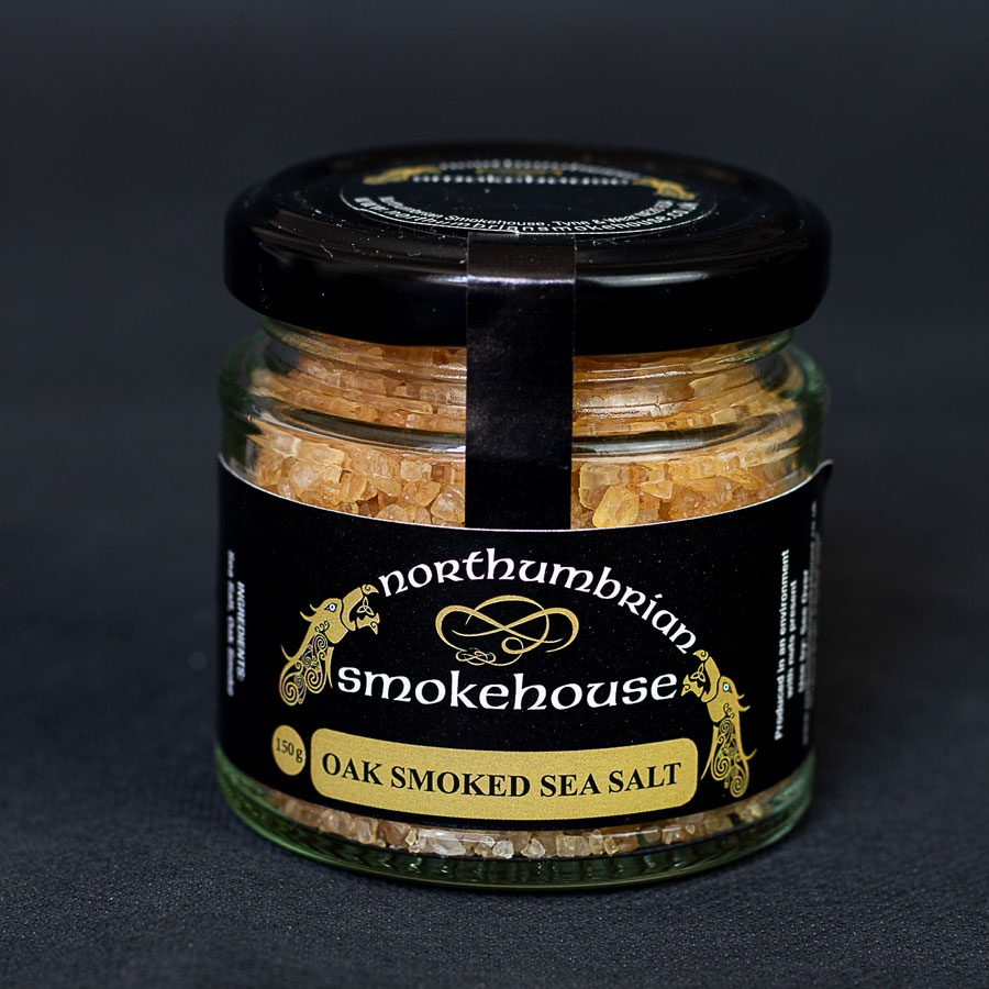 Oak Smoked Sea Salt